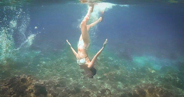 Crystal Bay, Pantai Cantik di Nusa Penida