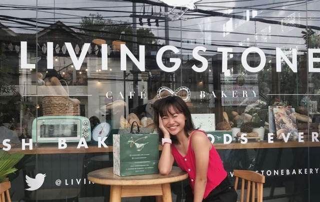 Livingstone, Café Nyaman di Tengah Padatnya Lalu Lintas Kuta