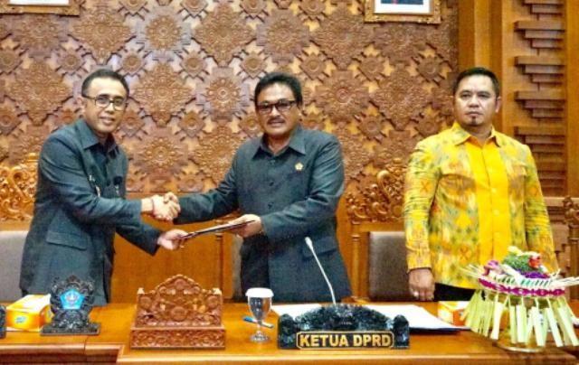 Pemkot Usulkan Dua Raperda Perusahaan Umum Daerah