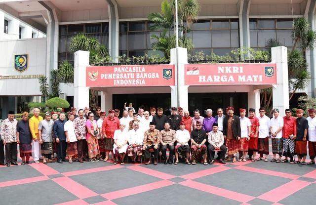 Genjot RUU Provinsi Bali, Gubernur Koster Lobi Pusat