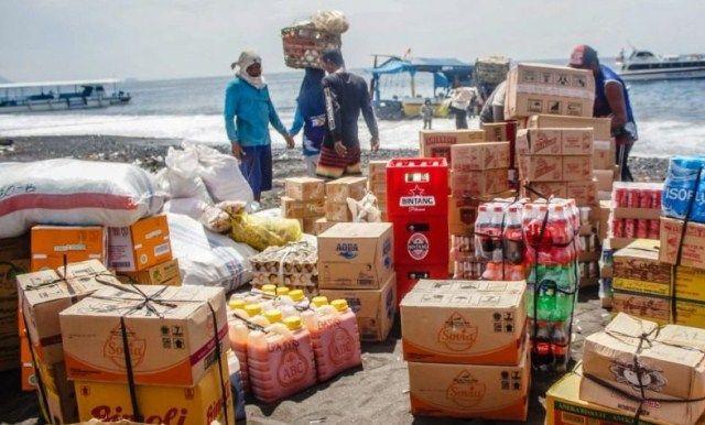 Seberangkan Barang ke Nusa Penida Antre hingga Empat Hari