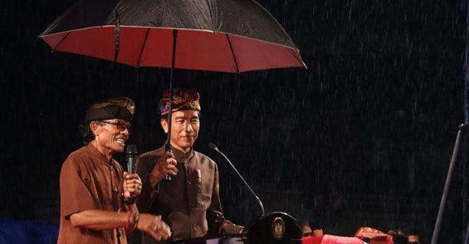 Gelar Asian of the Year 2019 untuk Jokowi