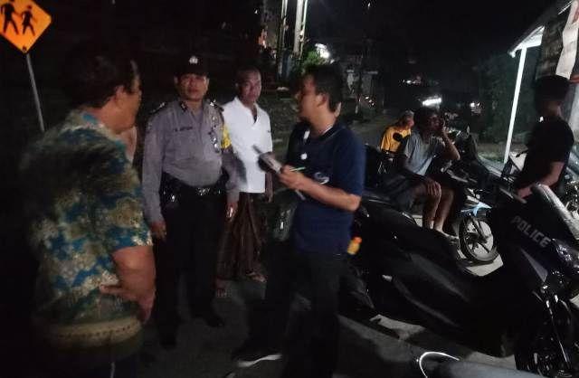 Kunci Nyantol, Honda Beat Raib Digondol Maling di Cau Belayu
