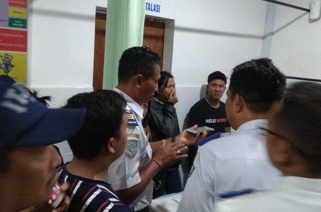 Kecelakaan di Singapadu, Pegawai Dishub Denpasar Tewas di Tempat