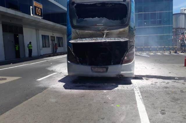 KNKT Turun Tangan, Selidiki Kebakaran di Bandara Ngurah Rai