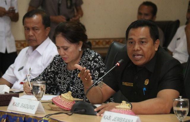 Bangun Sinergitas, DPRD Badung Apresiasi BPK RI Bali