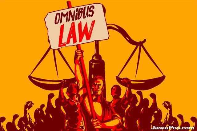 Omnibus Law Ciptaker Buka Peluang Lapangan Kerja Baru