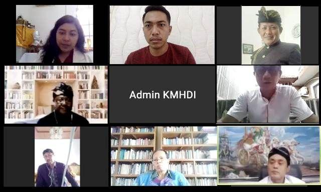 KMHDI: 5 PR yang Wajib Diselesaikan Dirjen Bimas Hindu Ketika Terpilih