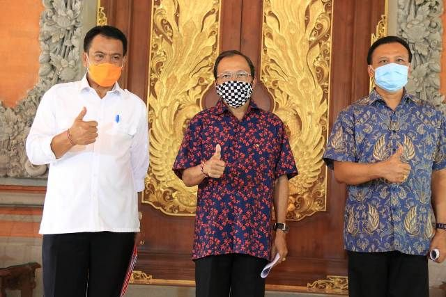Gubernur Koster: Mulai Jumat, ASN di Pemprov Bali Ngantor Lagi