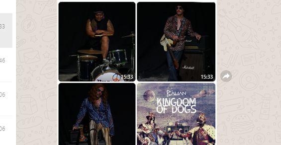 Balian Band Rilis Album Perjalanan 11 Tahun