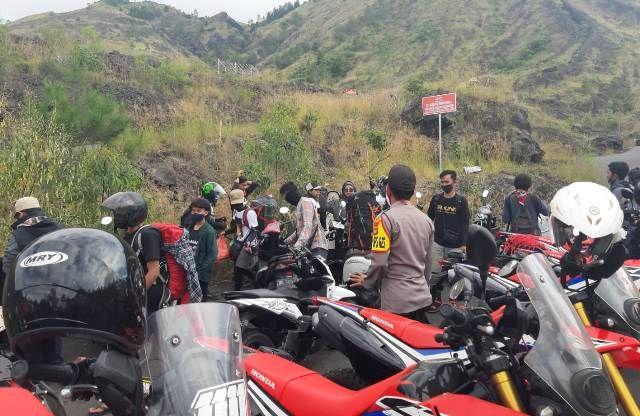 Lagi, Objek Wisata di Kintamani Ramai Dikunjungi Wisatawan Lokal
