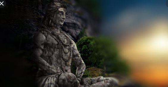 OM Vyomakesaya Namah, Rambut Surgawi Siva