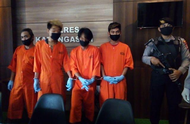 Pakai Sabu, Anak 14 Tahun Ditangkap Polres Karangasem
