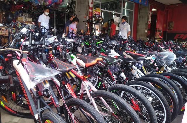New Normal, Permintaan Sepeda Kembali Normal