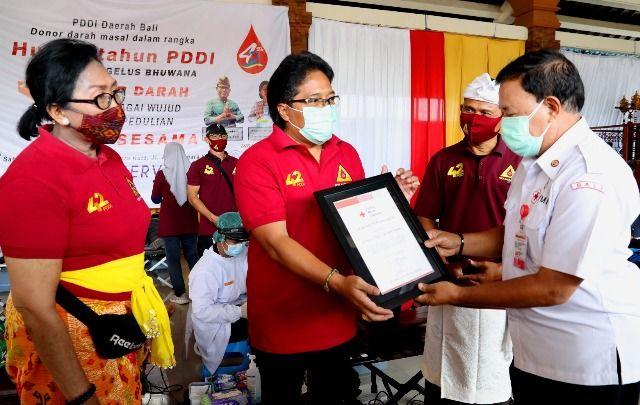 Stok Darah Turun Drastis, Masyarakat Diharapkan Tak Takut Donor