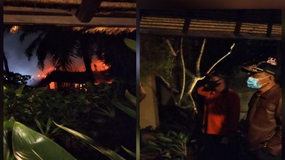 Lantai Dua Terbakar, Hotel Tugu Canggu Rugi Rp 1,5 Miliar