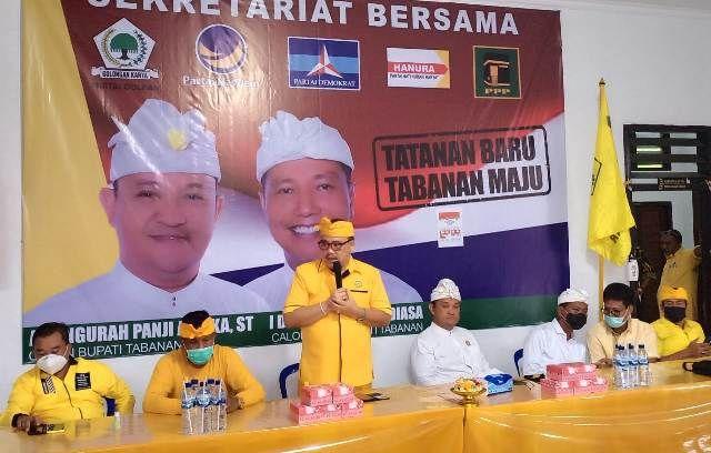 Curi Peluang di Tiga Wilayah, Golkar Garap Swing Voters