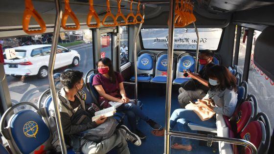 Bus Trans Metro Dewata Masuk Ubud, Organda Gianyar Resah