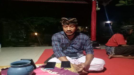 Dilaporkan Puri Anom, Agung Maub Temui Raja Tabanan