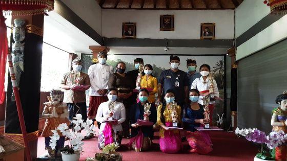Lewat Lomba, Penyuluh Bahasa Bali Lestarikan Bahasa danAksara