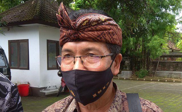 Merasa Digantung, Bendesa dan Warga Desa Adat Mas Datangi MDA Bali