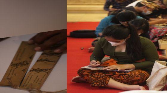 Generasi Muda TertarikKriyaloka 'Pameton Pengrupak Ring Ental'