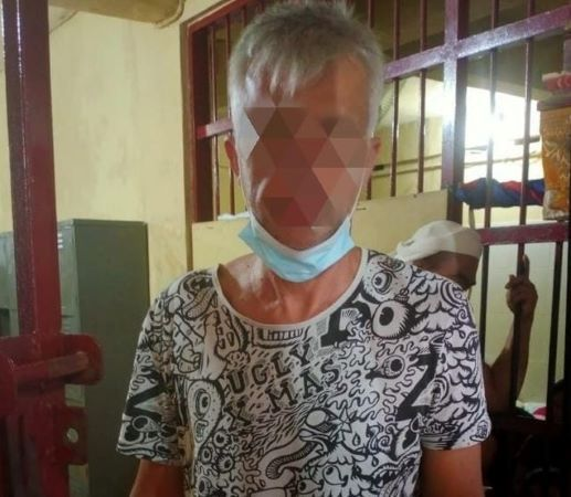 Cabuli Bocah, Warga Prancis Dihukum  8 Tahun
