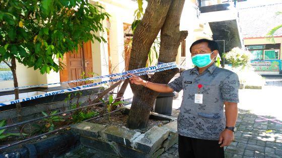 Disdikpora Sudah Ajukan Rehab Gedung Miring SDN 2 Dangin Puri