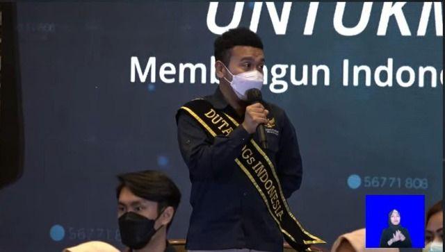 Stafsus Billy Mambrasar Luncurkan Program Bangun Papua dan Papua Barat