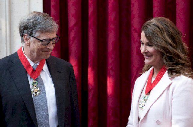 Bill Gates dan Melinda Bercerai, Ini Nasib Yayasannya