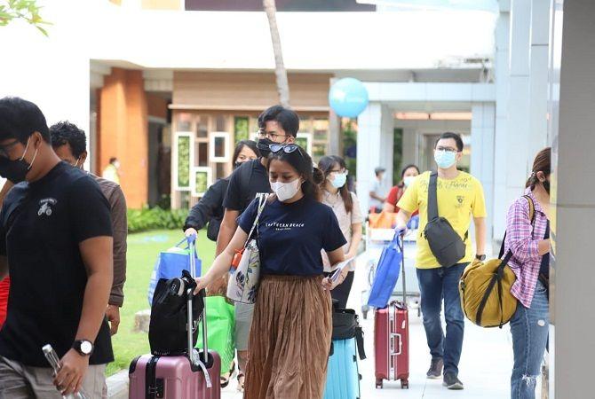 Penumpang Bandara Ngurah Rai – Bali Naik 16 Persen