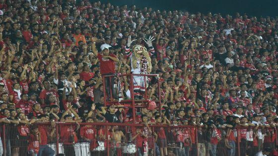Suporter Bali United Tolak Usulan Liga 1 Tanpa Degradasi