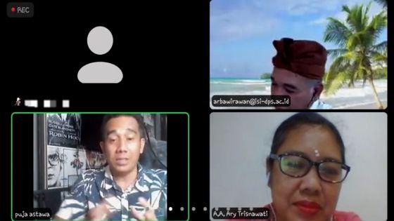 Jadikan Media Baru untuk Edukasi dan Pelestari Budaya Bali