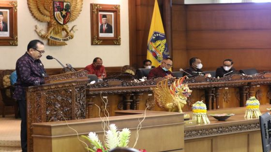 DPRD Bali Bahas Raperda Inisiatif Gubernur Tentang BUPDA