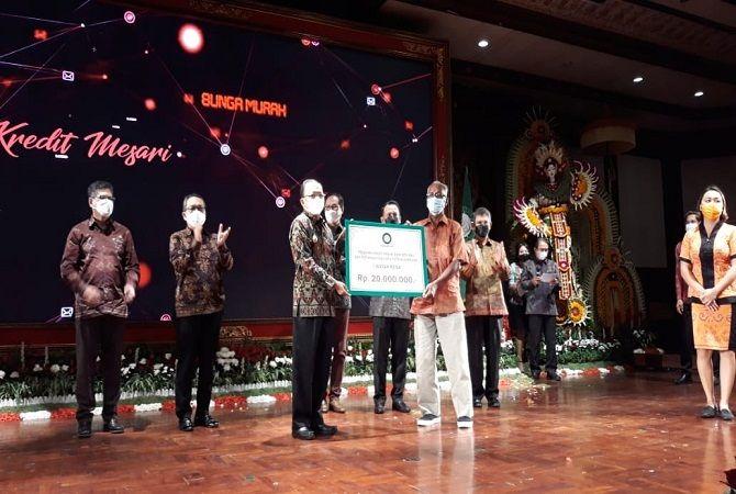 Hari Jadi ke-59, BPD Bali Launching Tiga Program Baru