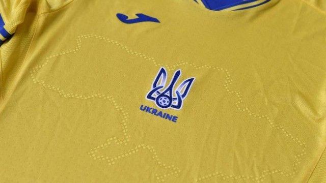 Gara-gara Siluet Peta, Rusia Protes Jersey Ukraina untuk Euro 2020