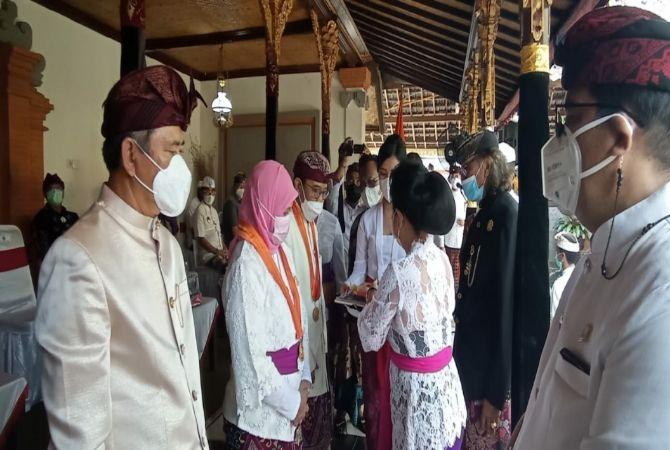 Dukung Pelestarian Budaya, BPK Bantu Perjuangkan Dana Istimewa