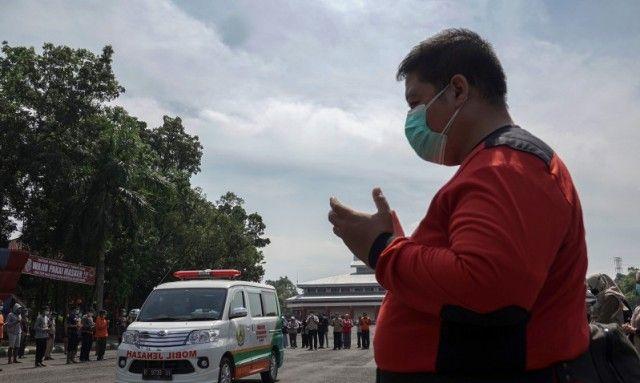 Indonesia Catat Tambahan Harian Kasus Covid-19 Sebanyak 51 Ribu Lebih
