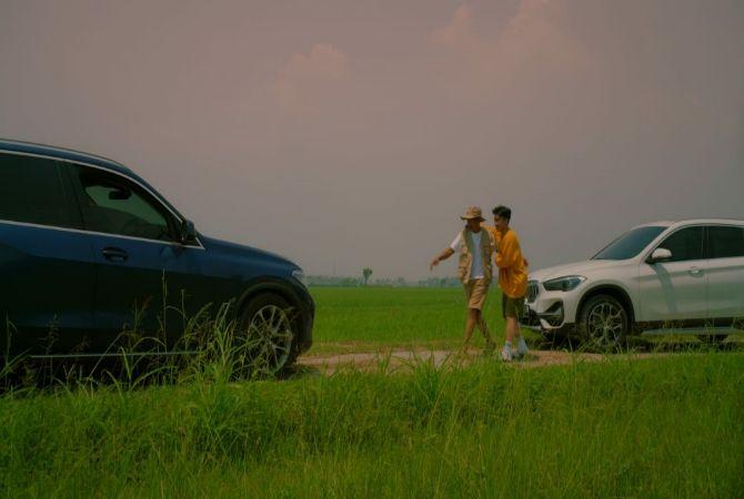 Elipsis, Film Pendek Tentang Tradisi Sebuah Keluarga Bersama Mobilnya