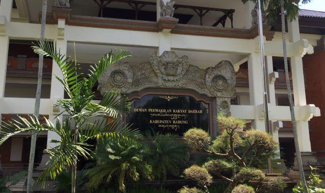 Dua Pimpinan DPRD Badung Positif Covid-19