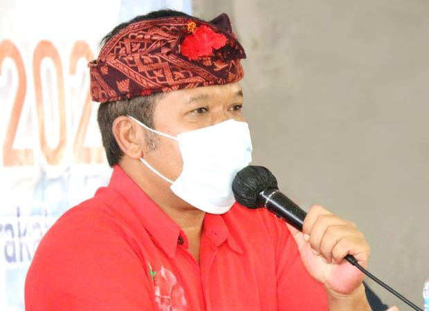 Semangat Gotong Royong, Pemkab Bangli Salurkan Ribuan Sembako