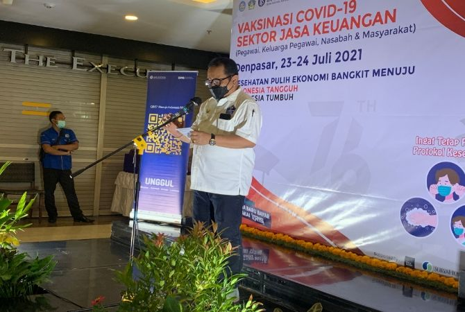Ketersediaan Oksigen di Bali untuk Pasien Covid-19 Sudah 'Lampu Merah'