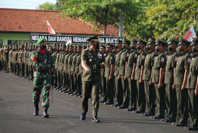 Gratis! Kodam IX/Udayana Buka Pendaftaran Prajurit TNI AD