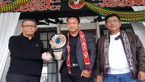 Daud Yordan Bulan Depan Naik Ring, Ditantang Petinju Thailand