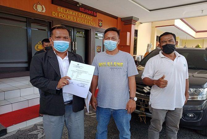 Dituduh Sebarkan KIS Bodong, Relawan Dek Cawi Melapor ke Polres