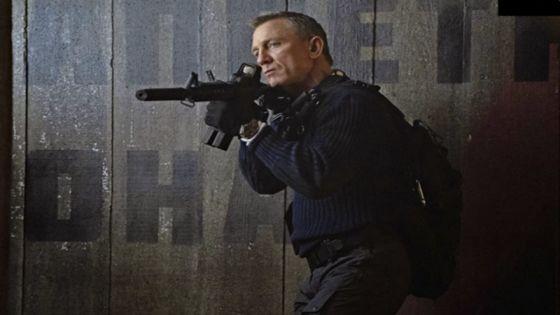 Daniel Craig Pamit dari Peran James Bond