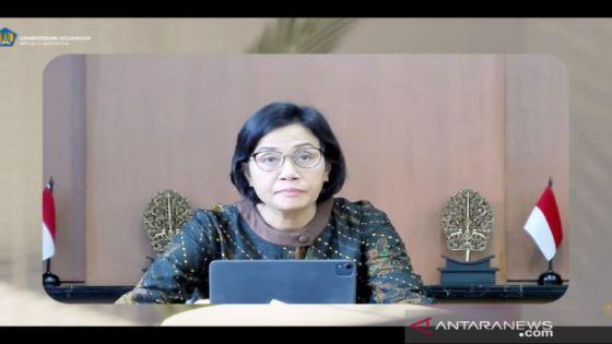Sri Mulyani Ingatkan Waspadai Krisis Evergrande