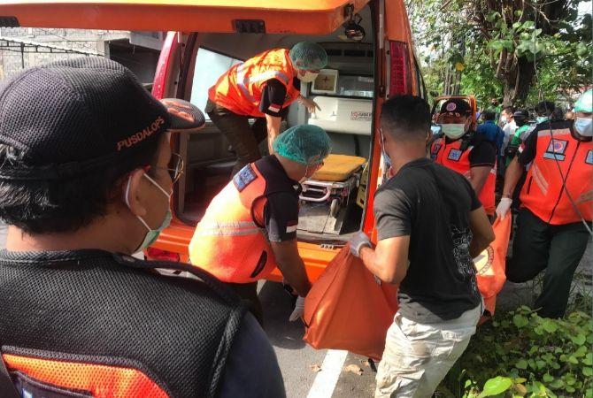 Mayat Pria Hanyut di Tukad Balian Terungkap, Ternyata Warga Banyuwangi
