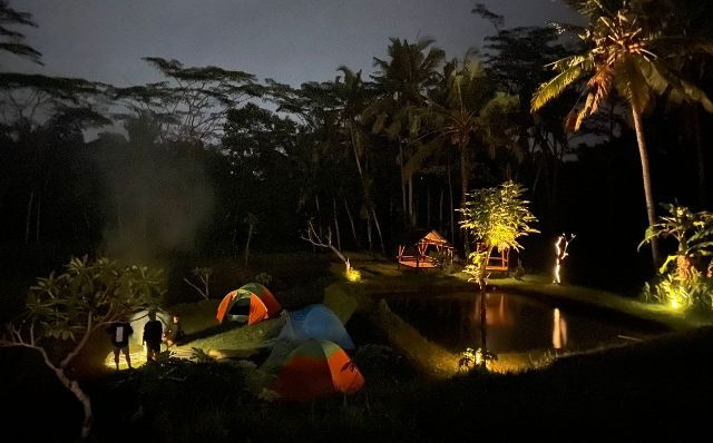 Para Korban PHK Bikin Tempat Wisata Baru di Bangli, Ini  Tawarannya