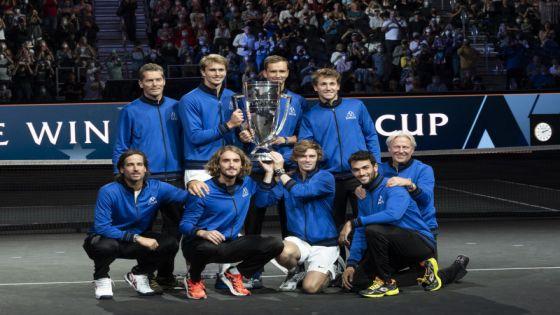 Empat Kali Berturut Tim Eropa Juarai Piala Laver